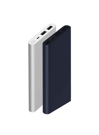 Xiaomi 10.000 mAh V3 Slim Powerbank Gümüş